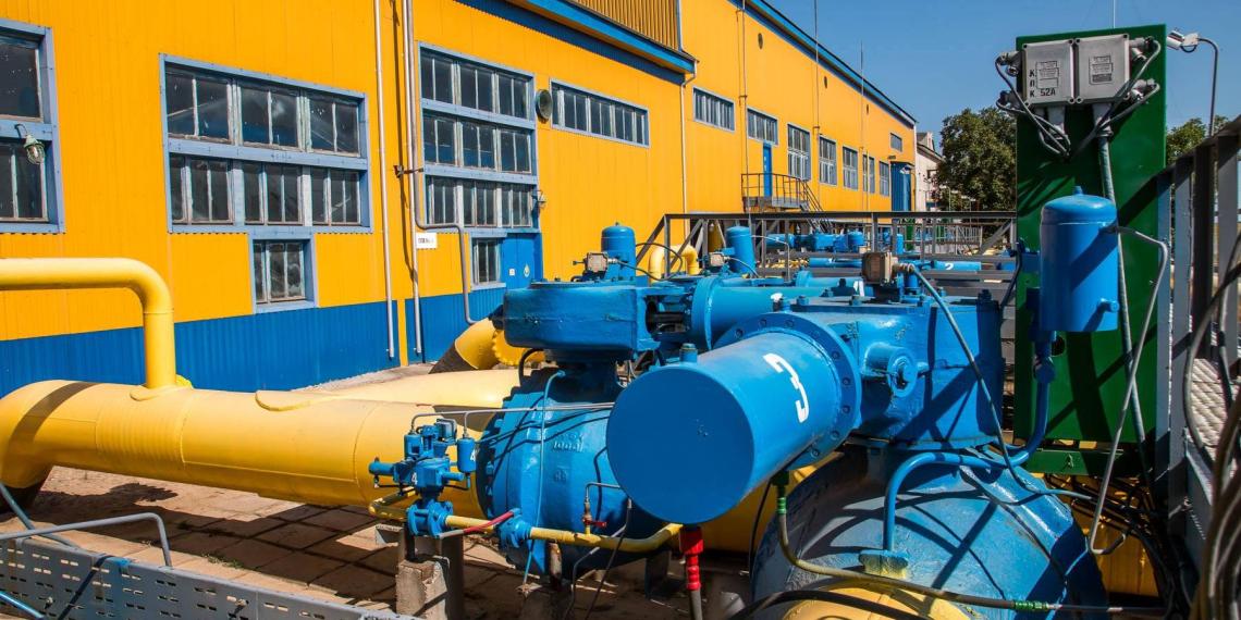 """""""Газпром"""" расширил транзит газа в Европу через Украину"""