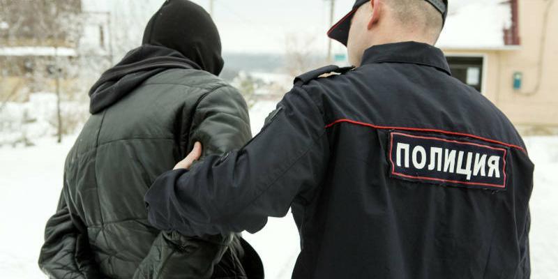 Второй москвич за сутки покусал полицейского