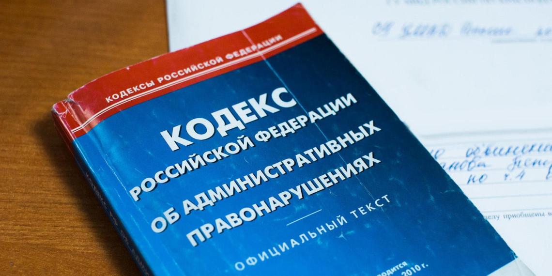 В правительстве разъяснили принцип действия статьи КоАП о неуважении к власти