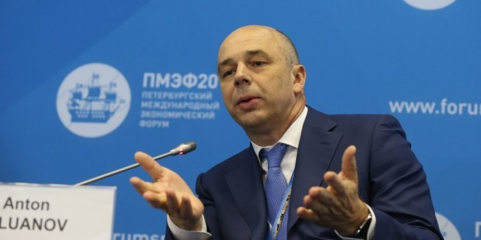 Силуанов заверил в наличии денег в России