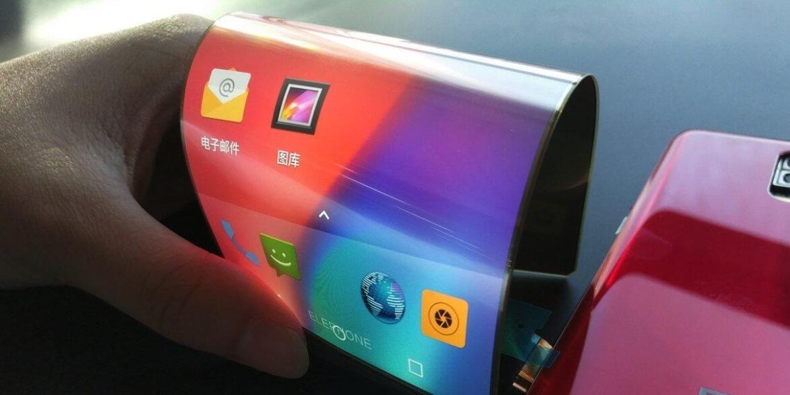 Apple регистрирует самовосстанавливающийся экран