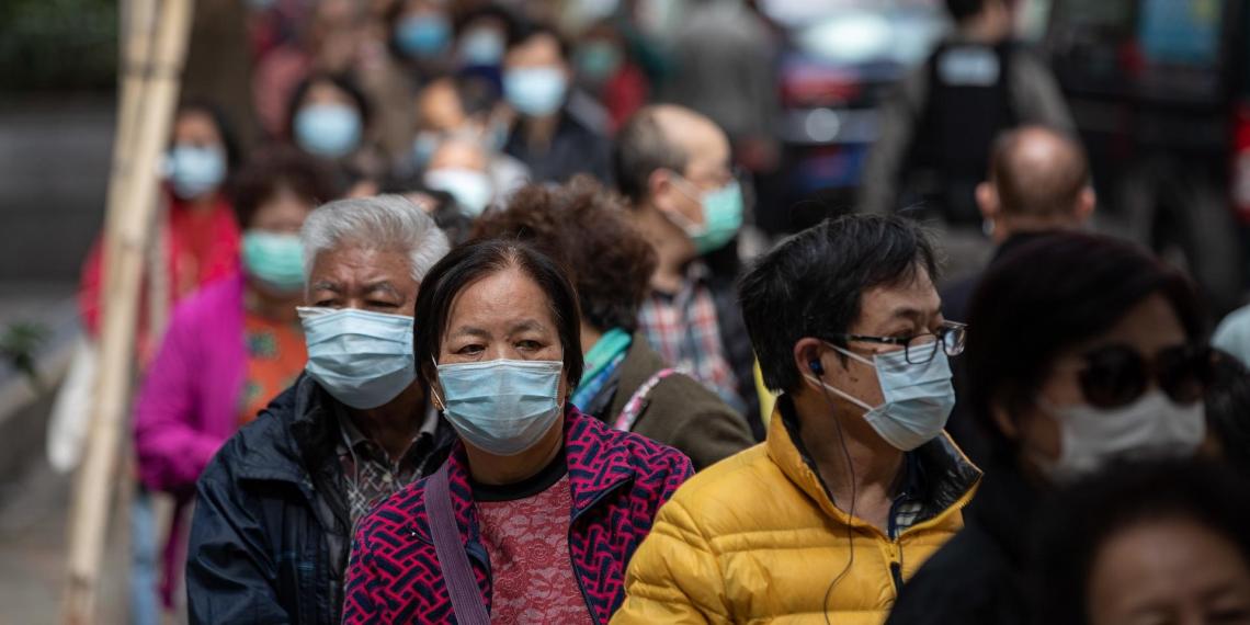 В Китае миновал пик эпидемии Covid-2019