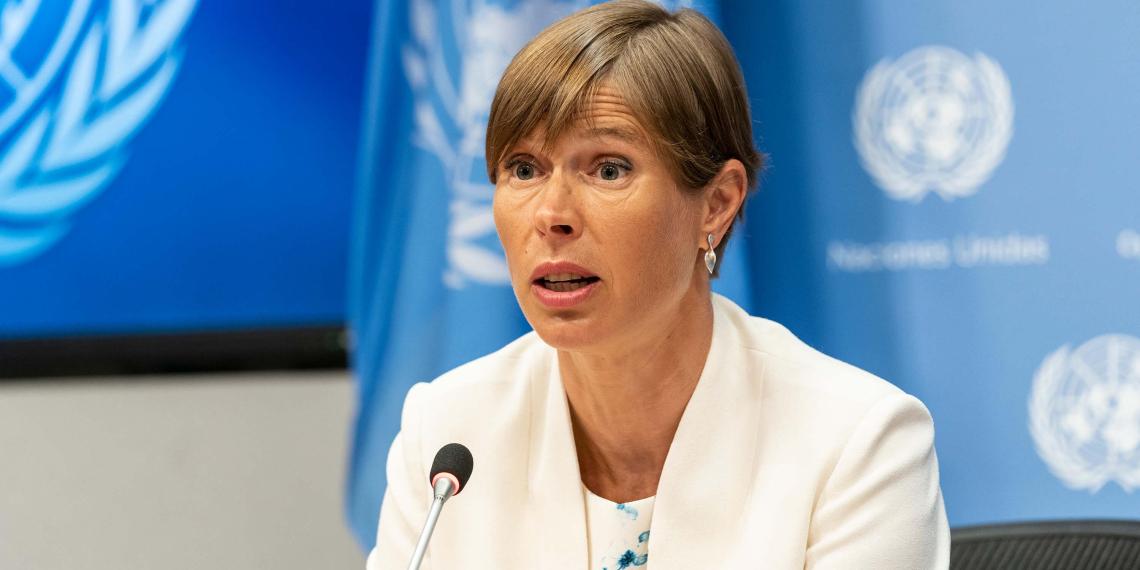 Президент Эстонии посоветовала не инвестировать в Украину