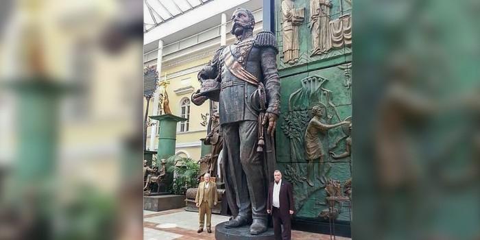 В Болгарии разгорелась полемика из-за установки памятника Александру II
