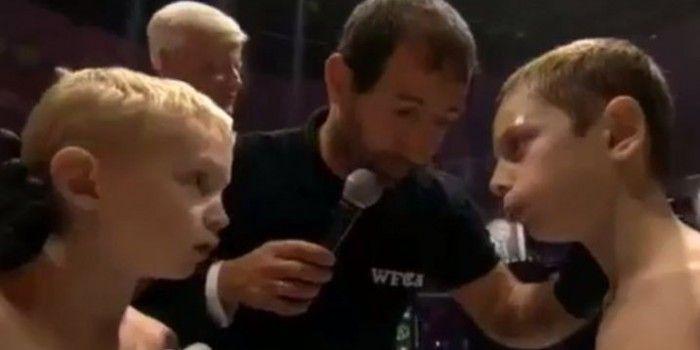 Валуев и Хасиков осудили детские бои ММА в Грозном