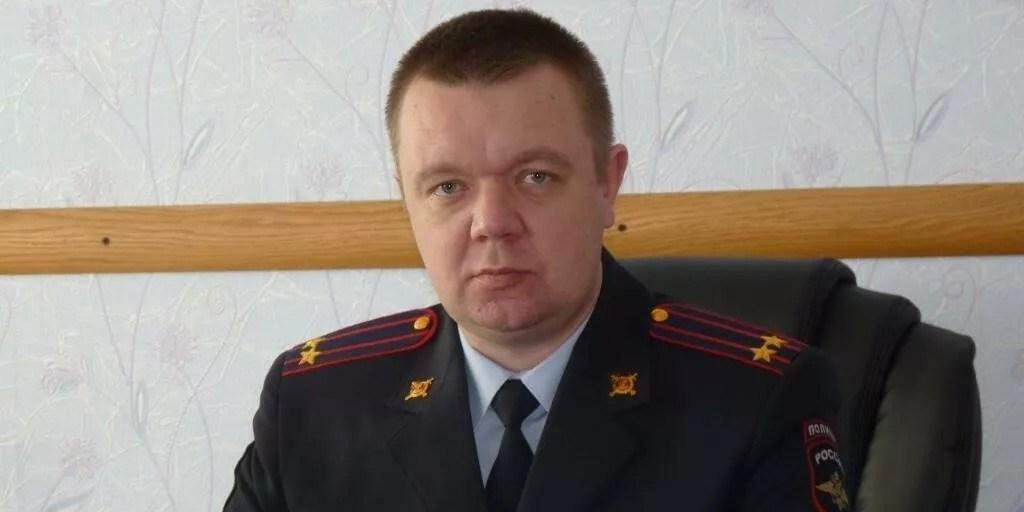 В Курской области начальник отдела полиции оказался информатором СБУ