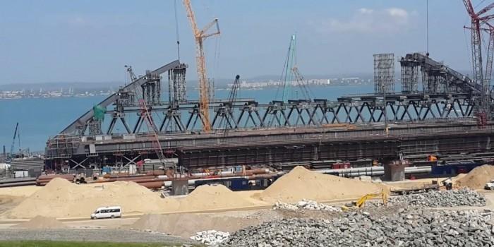 Украина попросит США проследить за строительством Керченского моста