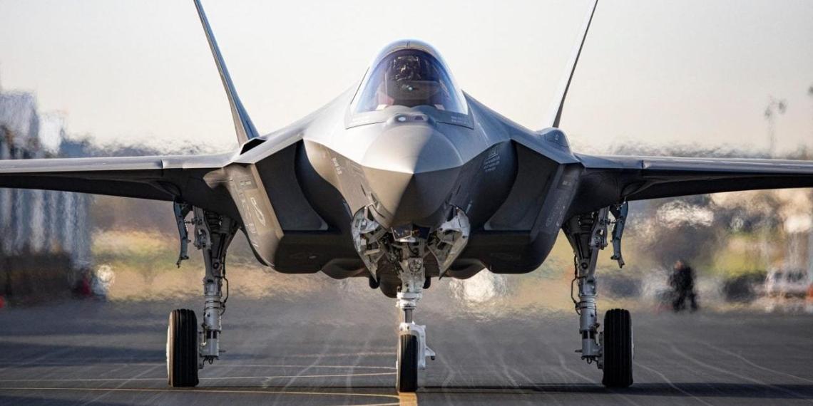 Forbes: командование ВВС США косвенно признало провал F-35