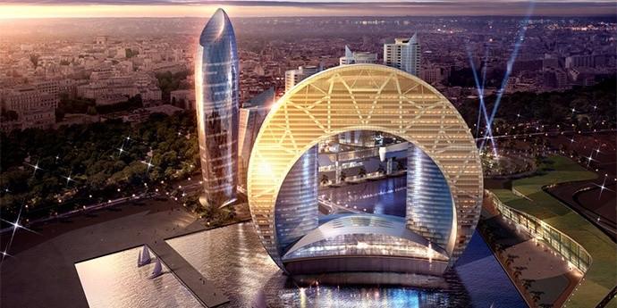 9 лучших отелей будущего