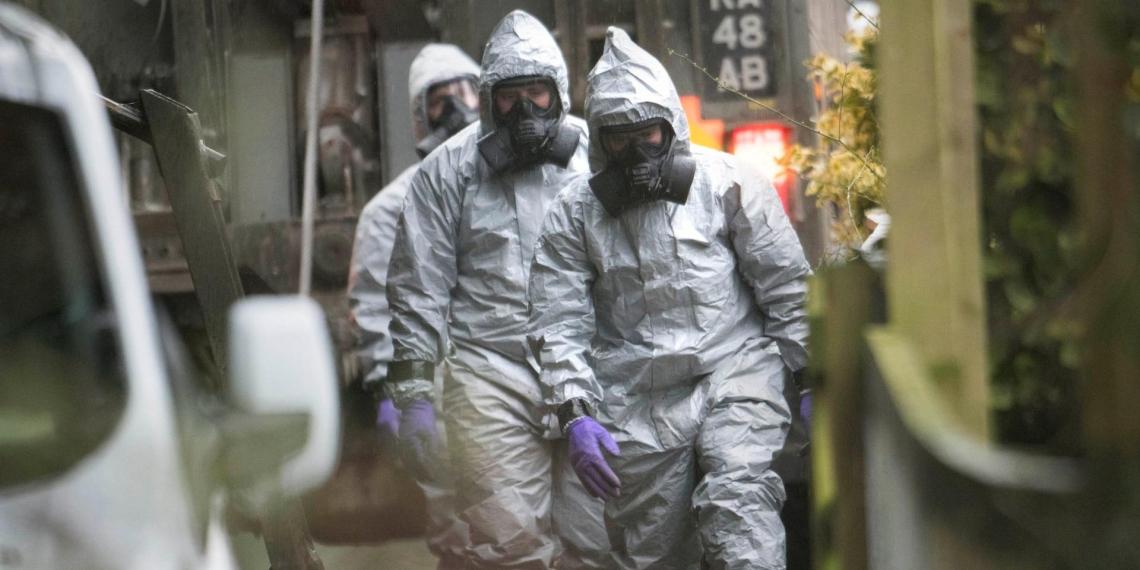 У британских полицейских появилась версия об отравлении Скрипаля гречкой