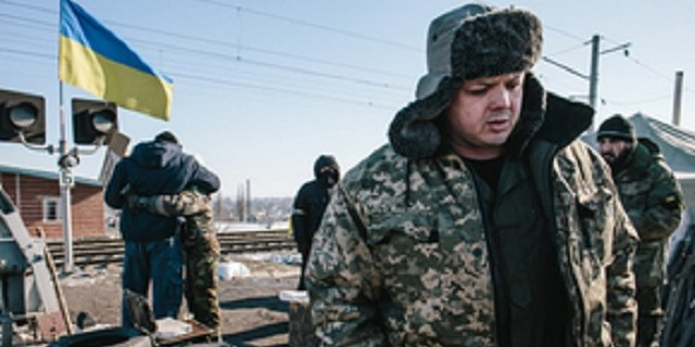 Участники блокады Донбасса собрались заблокировать сообщение с Россией