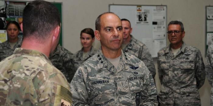 Пентагон заявил об опасном сближении самолетов России и США над Сирией