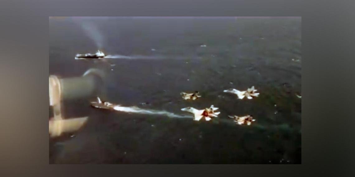 Венесуэла подняла в воздух Су-30 и F-16 для защиты иранского танкера от США