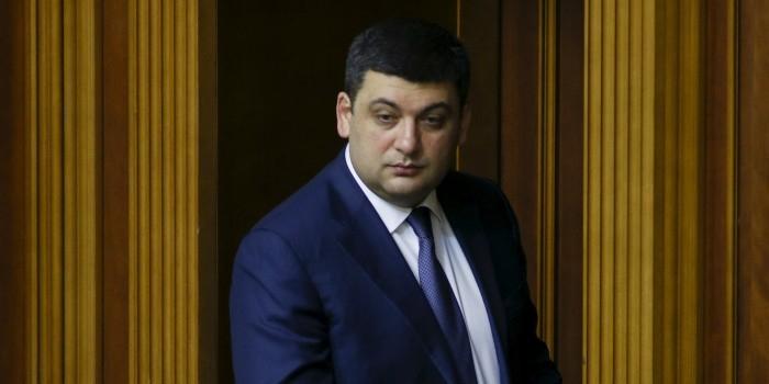Премьер Украины оценил убытки от блокады Донбасса