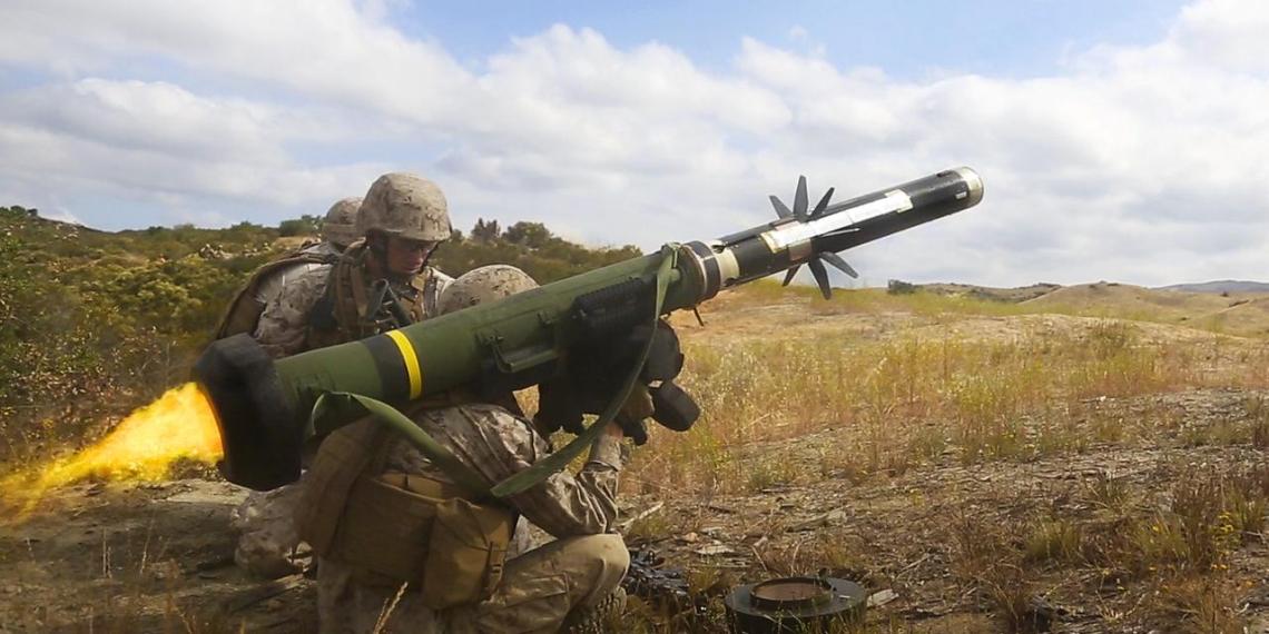 Украина вооружит комплексами Javelin каждую бригаду на Донбассе