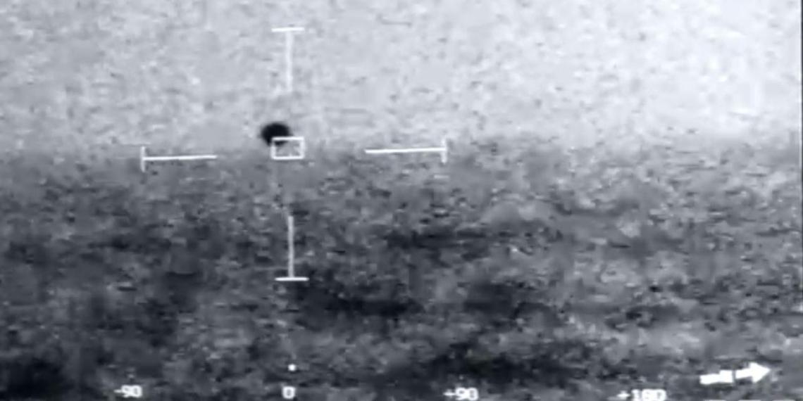 Бывший офицер ВМС США оценил уровень технологий замеченного американцами НЛО
