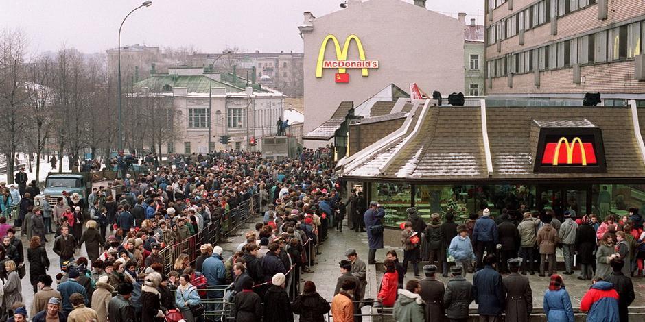 В Госдуме предложили признать McDonalds и KFC иностранными агентами