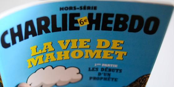 """В Минобороны назвали карикатуры Charlie Hebdo на крушение Ту-154 """"испражнениями на бумагу"""""""
