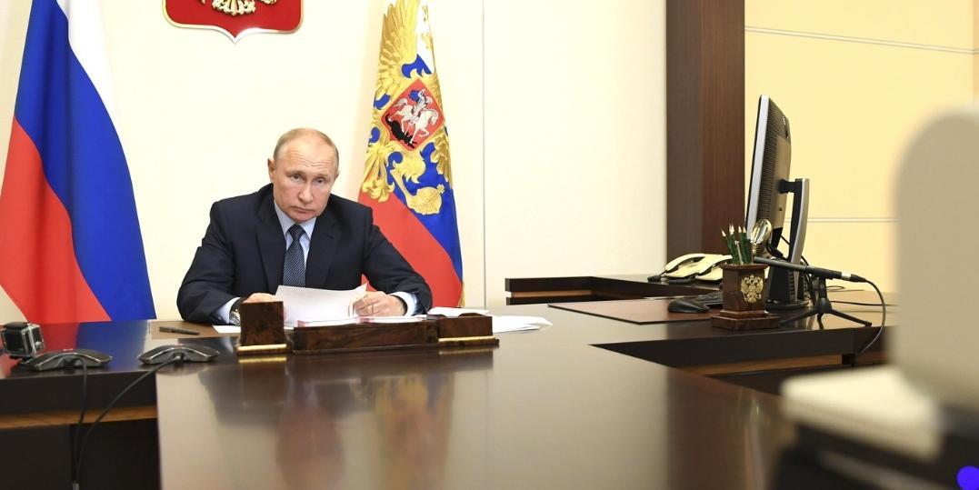 Путин подписал указ о проведении парада Победы 24 июня