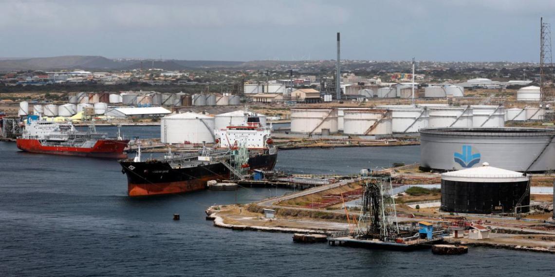 Россия заподозрила США в организации морской блокады Венесуэлы
