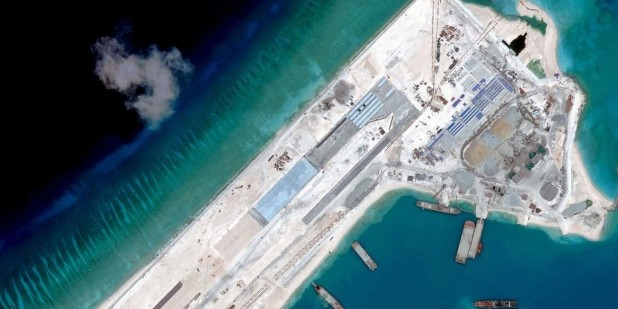Суд в Гааге отказал Китаю в праве на спорные территории в Южно-Китайском море