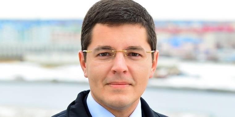 Глава ЯНАО Артюхов попал в десятку лучших губернаторов новой волны