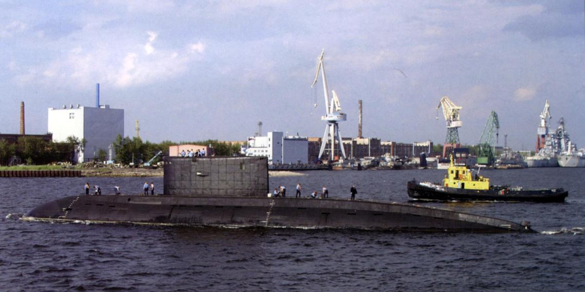 Forbes назвал самые секретные российские атомные субмарины