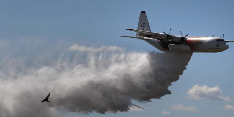 В Австралии разбился американский воздушный танкер C-130: трое пожарных погибли