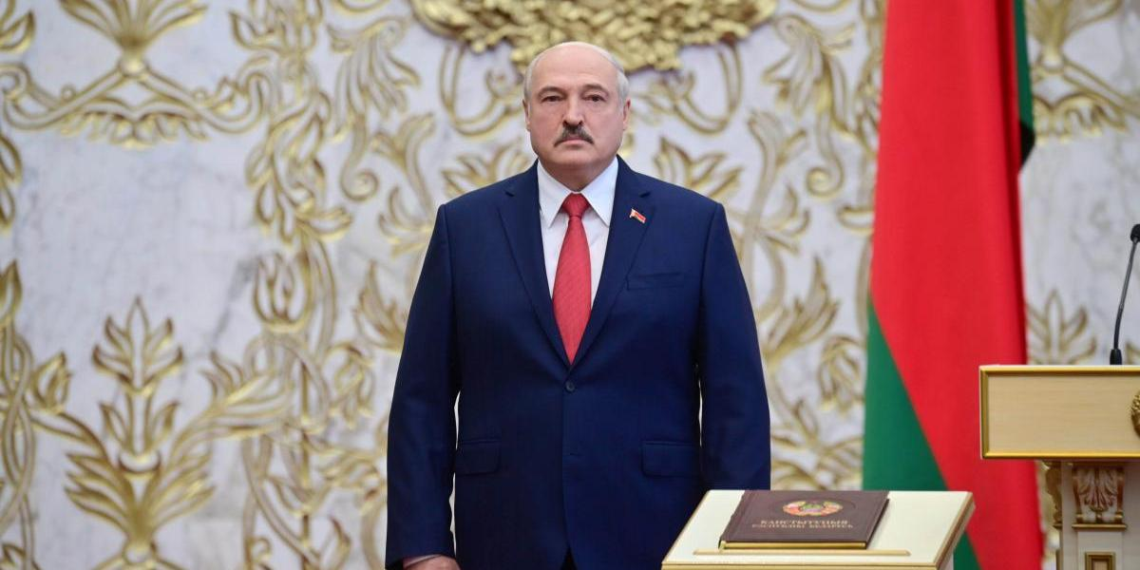 ЕС признал нелегитимной инаугурацию Лукашенко