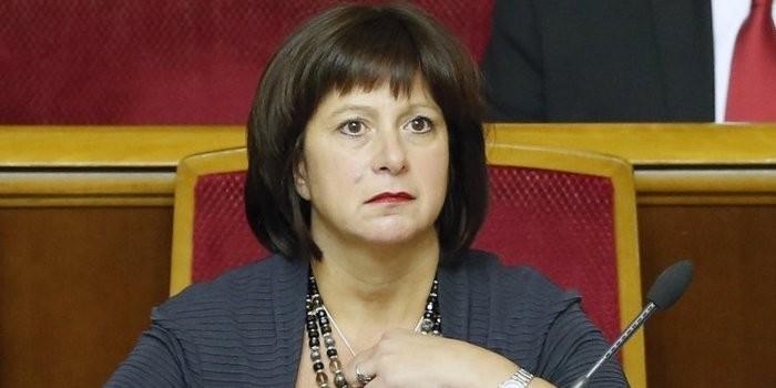 Яресько пожаловалась на недостаточное финансирование Украины Западом