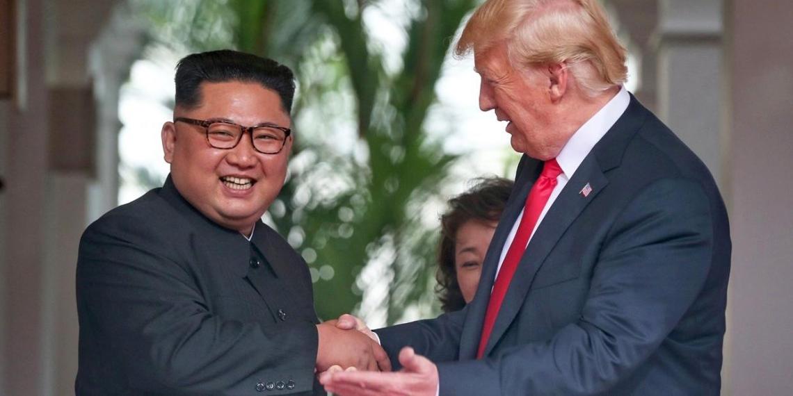 Трамп продлил санкции против КНДР на год