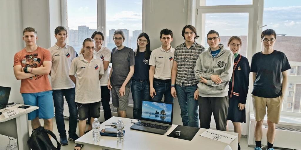 Московские школьники стали победителями Азиатской олимпиады по физике