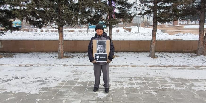 Антирекорд: в МВД озвучили численность участников акций памяти Немцова в регионах