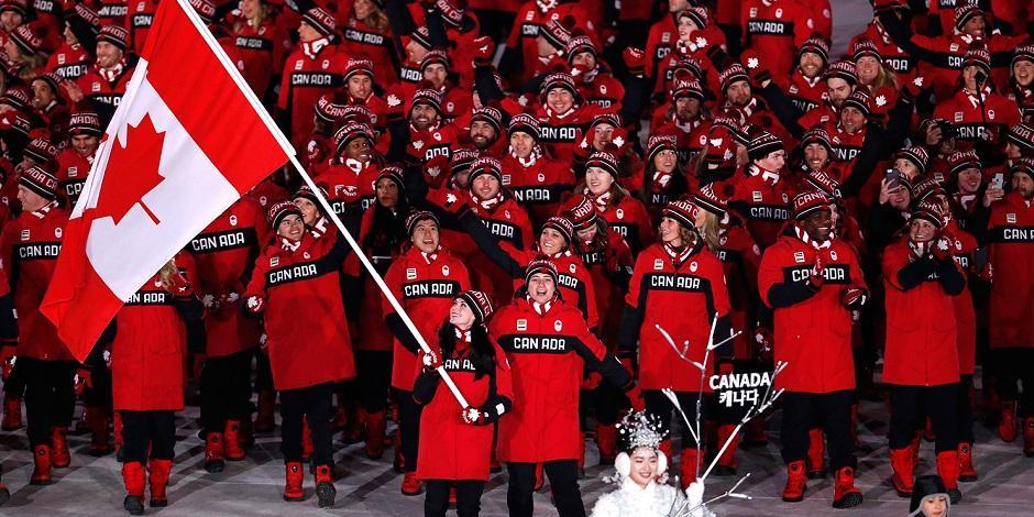 Пьяные канадские спортсмены угнали автомобиль на Олимпиаде и попали в полицию