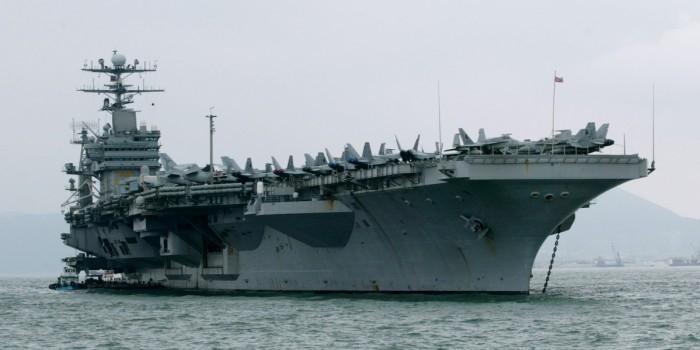 США направили авианосную группу к берегам Китая