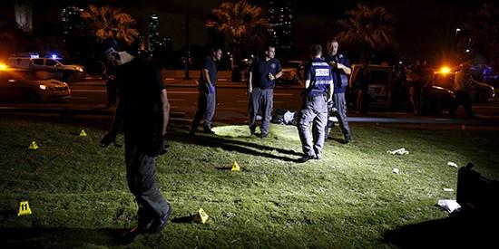 В результате теракта в Тель-Авиве пострадали трое россиян