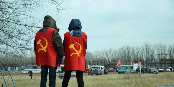 В Казахстане ликвидировали Коммунистическую партию