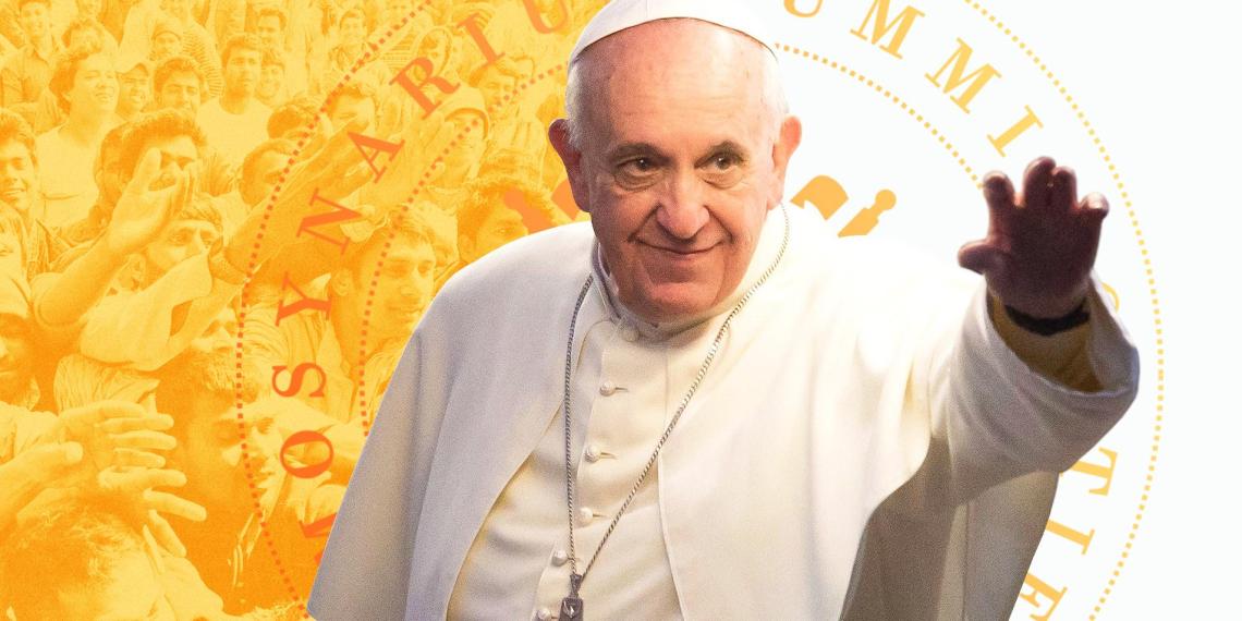Папа предлагает сдаться: Ватикан призвал Европу всех принять и все отдать