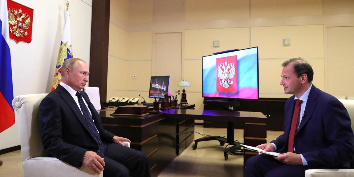 Президент: пик проблем в экономике России пройден