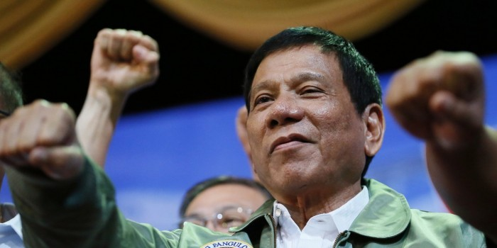 """Президент Филиппин назвал """"идиотом"""" комиссара ООН по правам человека"""