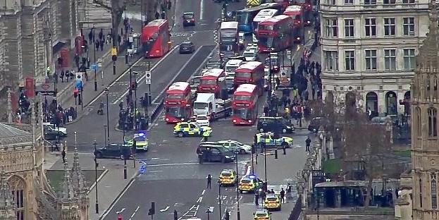 У британского парламента совершен теракт: есть погибшие