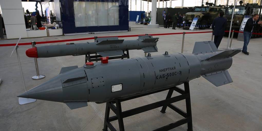 В России началось серийное производство корректируемых авиабомб нового поколения