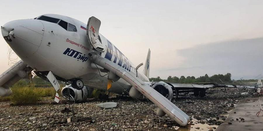От пилота потребовали миллиард за аварию в Сочи