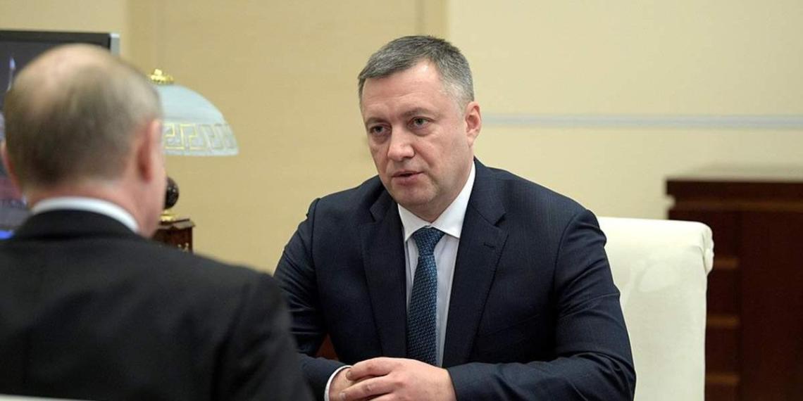 Врио губернатора Иркутской области представил предвыборную программу