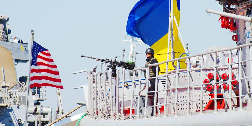 В Минобороны предупредили о поставках оружия на Украину под прикрытием учений НАТО