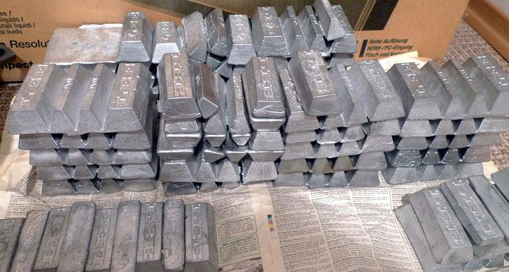 Золото в хранилище Нацбанка Украины подменили свинцом