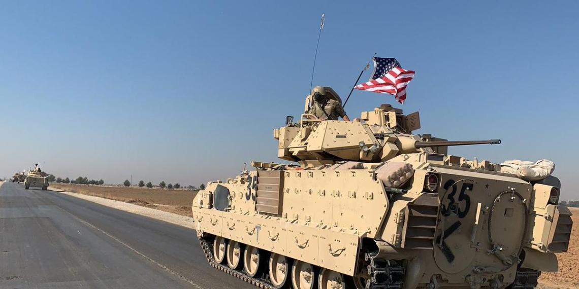 Чиновники врали Трампу о количестве солдат в Сирии, чтобы он их не вывел