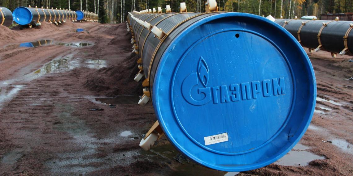 Власти хотят транспортировать водород по газотранспортной системе Газпрома