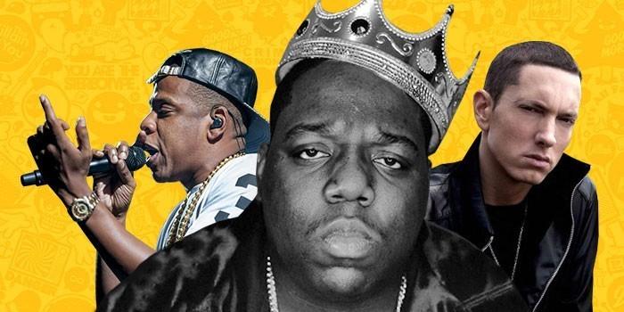 10 величайших рэперов в истории по версии Billboard