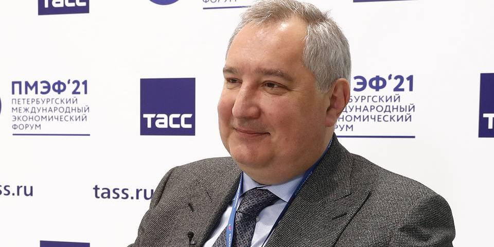 Рогозин попросит NASA похлопотать перед Байденом об отмене санкций